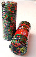 """Крышка TWIST-OFF Ø 66 мм для майонезных банок с цветной литографией """"Слобожанка"""""""