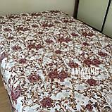 Гобеленовое покрывало - плед  Размер 220*240 см. ( дом, пляж, пикник), фото 3
