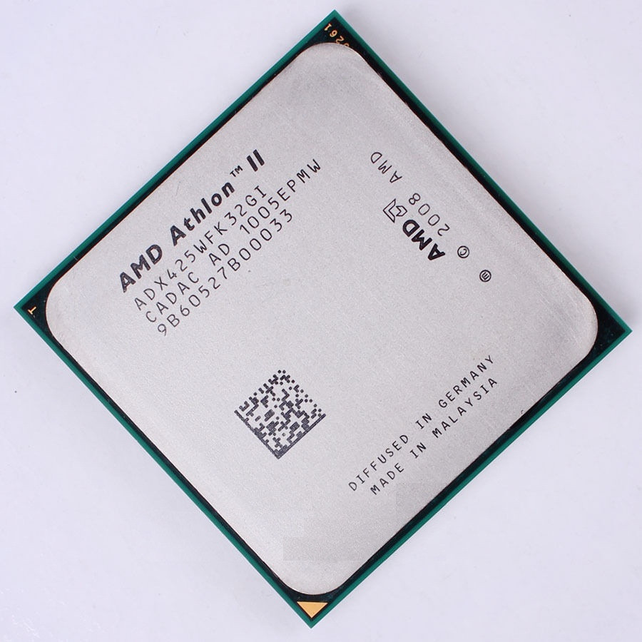 Процессор AMD Athlon II X3 425 2.7GHz/1.5M/2000 (ADX425WFK32GI) sAM3, tray