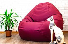 Кресло мешок, кресло груша, бескаркасное кресло Квадро ХХЛ