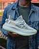 """Мужские кроссовки Adidas Yeezy 350 """"White"""" (в стиле Адидас ), фото 5"""