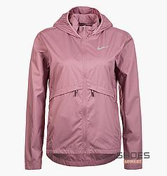 Женская Куртки Nike W NK ESSNTL JKT HD Pink 933466-515, Оригинал