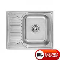 Кухонная мойка Imperial 5848 (08) Satin