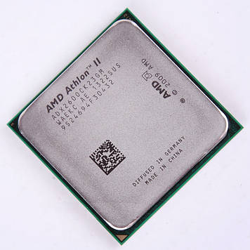 Процессор AMD Athlon II X2 260  3.2GHz/2M/2000 (ADX260OCK23GM) sAM3, tray
