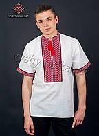 Вышиванка украинская мужская