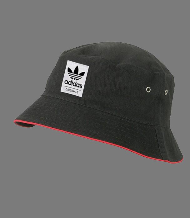 Адидас панама мужская летняя ,спортивная панама черная Adidas ,как оригинал ,хлопок