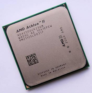 Процессор AMD Athlon II X2 250 3.0GHz/2M/2000 (ADX250OCK23GM) sAM3, tray