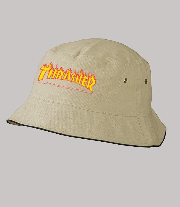 Панама THRASHER    Трешер мужская как оригинал, фото 1