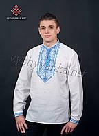 Сорочка вишиванка чоловіча біла, арт. 2062