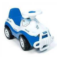 Машина-толокар Джипик Полиция Орион 105