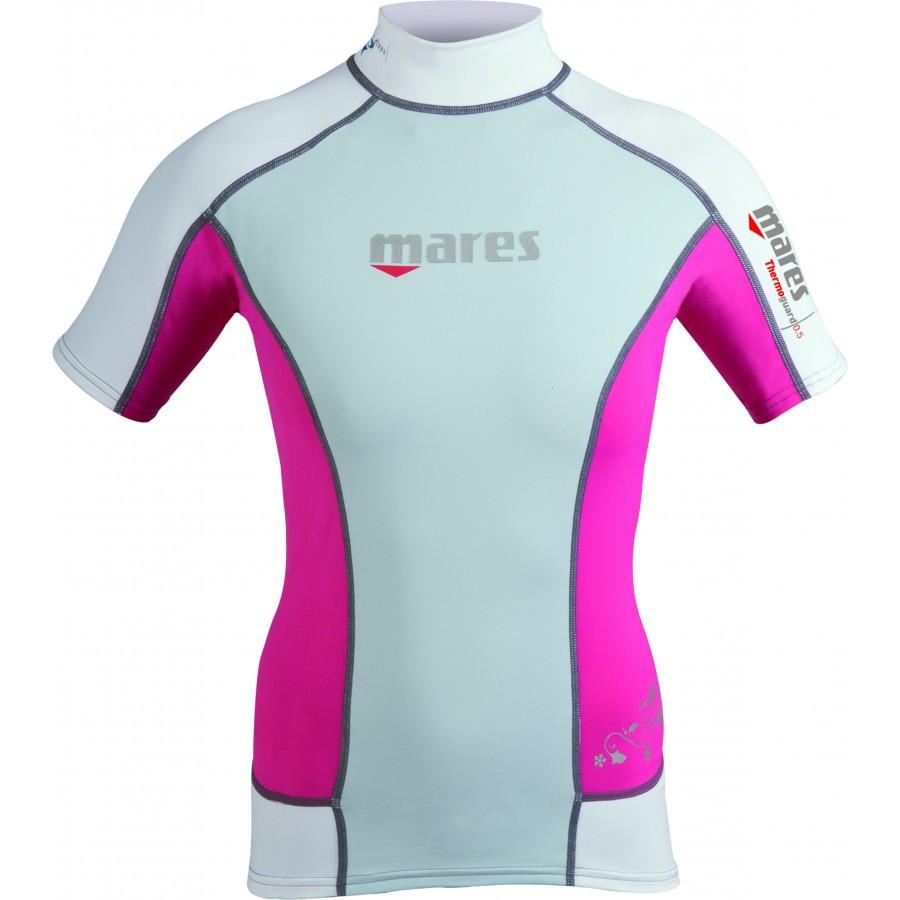 Тенниска Mares Trilastic (Розовый)