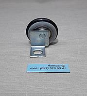 Ролик верхний для шкаф-купе двойной  35 мм (левый)
