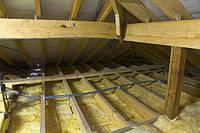 Утепление перекрытий, утепление межэтажных перекрытий дома, утепление чердачного перекрытия
