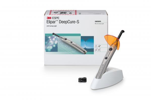 Фотополимерная лампа Elipar DeepCure-L Светодиодная полимеризационная лампа 3М Elipar Deep Cure