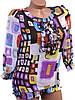 Интересные женские блузки (в расцветках 42,46), фото 3