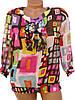 Интересные женские блузки (в расцветках 42,46), фото 2