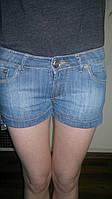 Шорты женские, джинсовые короткие. Оптом.
