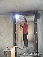 Демонтаж Алмазная резка Усиление стен проемов без пыли Харьков