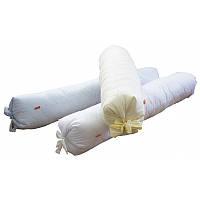 """Подушка - валик для беременных """"Magic Cradle"""" белый . бежевый .голубой"""