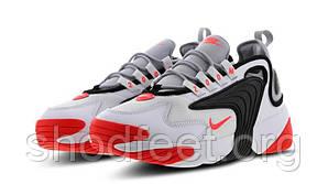 Чоловічі кросівки Nike Zoom 2 Black Red White