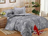 Комплект постельного белья сатин 200х220 TAG S300