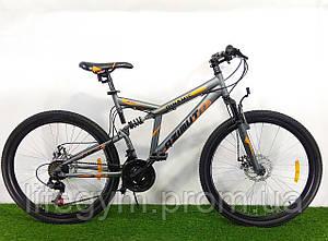 Горный двухподвесный велосипед Azimut Dinamic 26 D