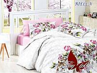 Семейный комплект постельного белья - ренфорс RIELLA