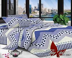 Полуторныйкомплект постельного белья с 3D эффектом XHY2987