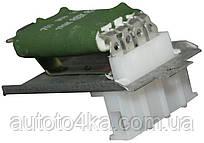 Резистор вентилятора обдува салона JP Group 1196850800
