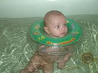 Круг  для купания малышей Bambino