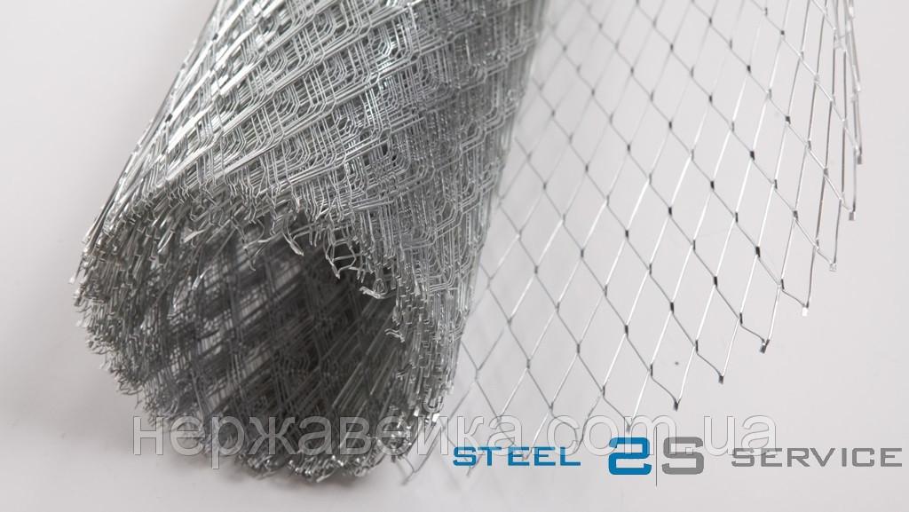 Сетка нержавеющая 2,5-1мм 12Х18Н10Т