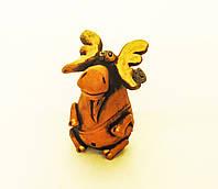 Керамічна фігурка Лось, фото 1