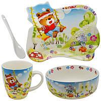 Набор детской керамической посуды Мими, B26696