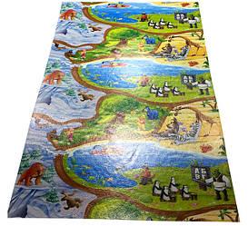 Дитячі розвиваючі килимки, ігрові мати