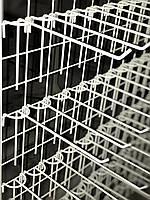 Одинарный крючок 250мм на тоговую сетку ячейкой 100мм, фото 1