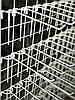 Одинарный крючок 200мм на тоговую сетку ячейкой 100мм
