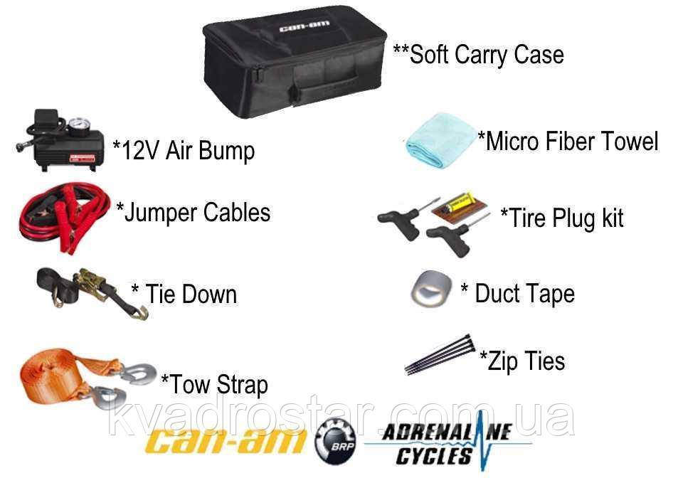 Экстренный дорожный набор инструментов BRP CanAm
