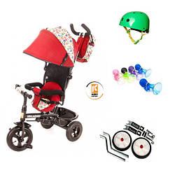 Дитячі велосипеди та аксесуари