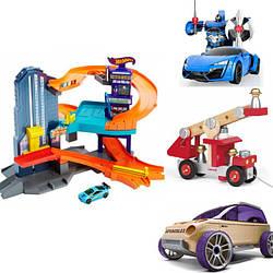 Машинки и трансформеры
