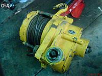 Ручная и электролебедка БЛ-56 С пультом управления лебедка