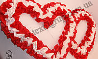 Двойное сердце № 10 атлас