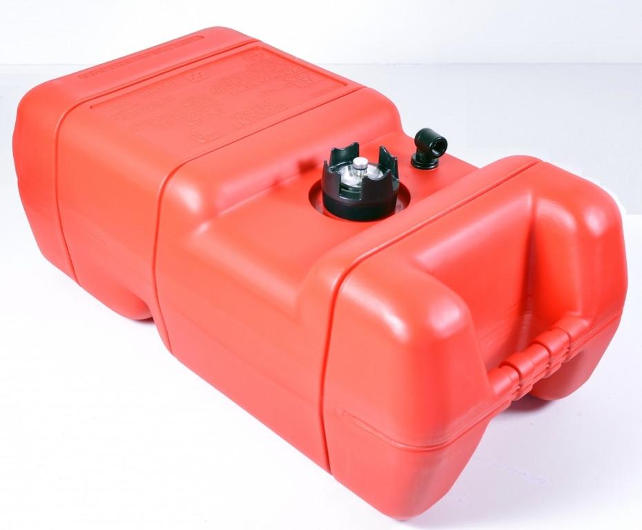 Бак лодочный для топлива объёмом 24л. Easterner C14540