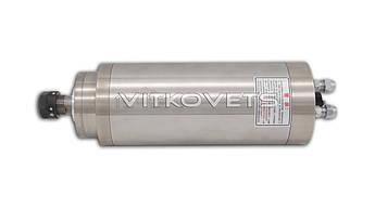 Шпиндель GDZ-100-3.7 100X255, 3.7 kW 10А ER20 водяное охлаждение, фото 2