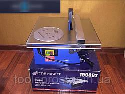 Плиткоріз Горизонт SM201 : 1500 Вт - 180 мм | Гарантія 1 рік