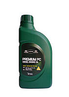 Моторное масло Hyundai Kia Premium PC Diesel 10W30 API CH-4 (05200-00100) 1 л.