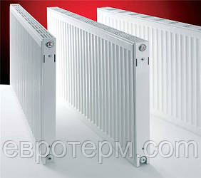 Тонкий стальной радиатор Krakow 22 тип 500*400