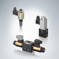 Седельные клапаны тип BVG 1 и BVP 1 HAWE Hydraulik, фото 1