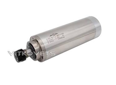 Шпиндель GDZ-80-2.2 80X235, 2.2 kW 8А ER20 водяное охлаждение