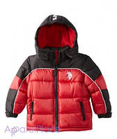 U.S.Polo Assn Куртка красная