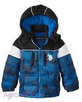 U.S.Polo Assn Куртка синяя